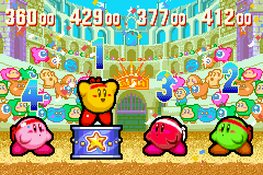 Kirby & the Amazing Mirror - 360° no scope Kappa - User Screenshot